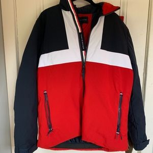 Tommy Hilfiger Snow Jacket NWT Mens Size Medium